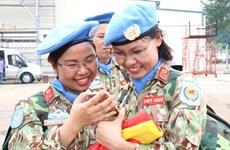 Kiến tạo mạng lưới nữ giới gìn giữ hòa bình toàn cầu: Liệu có khả thi?