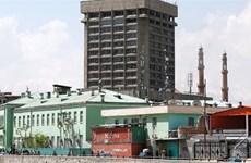 Nổ lớn và đấu súng xảy ra gần trụ sở Bộ truyền thông Afghanistan