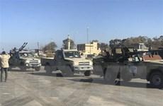 Libya: Lực lượng trung thành với chính phủ tiến hành phản công