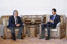 Nhiều quan chức Nga tới Syria để thảo luận về nỗ lực tái thiết