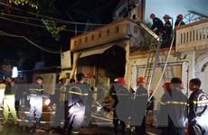 Bà Rịa-Vũng Tàu: Liên tiếp xảy ra ba vụ cháy, nổ, 1 người tử vong