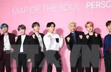 Boy with Luv của BTS công phá bảng xếp hạng Billboard