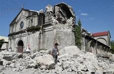 Động đất trên đảo Luzon của Philippines: Số người thương vong tăng