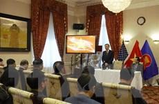 Bộ trưởng Tô Lâm thăm Đại sứ quán Việt Nam tại Hoa Kỳ