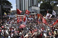 Chính phủ Venezuela kêu gọi người dân tuần hành quy mô lớn