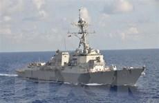 Tàu chiến không người lái - chiến thuật mới của Hải quân Mỹ