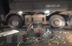 Hỗ trợ gia đình nạn nhân tử vong vì tai nạn giao thông tại đường Láng