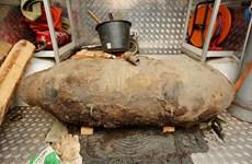Đức vô hiệu hóa một quả bom sót lại từ Chiến tranh Thế giới thứ 2