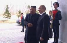 Nội dung và thể thức hội đàm giữa hai nhà lãnh đạo Nga-Triều