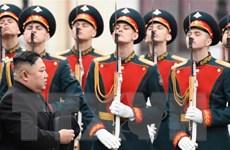 Hội nghị thượng đỉnh Nga-Triều: 300 nhà báo tham gia đưa tin