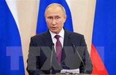 Thượng đỉnh Nga-Triều: Tổng thống Putin đến địa điểm diễn ra hội nghị