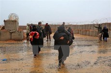 Syria cáo buộc các lực lượng Mỹ hợp tác với khủng bố