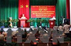 TP. HCM gặp mặt cán bộ Quân đội cấp tướng nghỉ hưu dịp Lễ 30/4