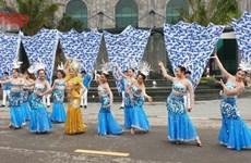 Ấn tượng chương trình Carnaval Hạ Long 2019