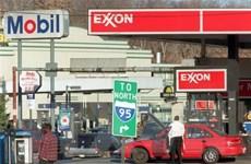 Lợi nhuận của Exxon Mobil giảm gần 50% trong quý đầu năm 2019