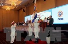 Đại hội đồng Thể thao quân sự quốc tế thúc đẩy tình hữu nghị, đoàn kết