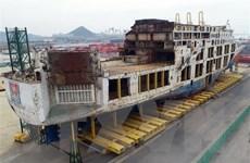 Đảng Hàn Quốc tự do đối lập bị điều tra về vụ chìm phà Sewol