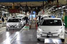 Số lượng xe Nhật bán ra tại Mỹ giảm tháng thứ tư liên tiếp