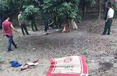 Khởi tố vụ án phát hiện thi thể cháu bé 8 tuổi trong vườn nhà bác rể