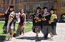 Australia lo ngại chất lượng đầu vào tiếng Anh của sinh viên quốc tế