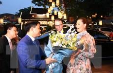 Hà Nội tăng cường hợp tác với Vương quốc Thụy Điển