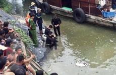 Bình Dương: Rủ nhau đi tắm sông, 2 học sinh đuối nước mất tích