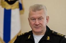 Nga điều chỉnh nhân sự cấp cao thuộc Lực lượng Hải quân