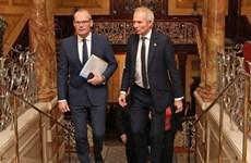 Anh, Ireland ký biên bản ghi nhớ thỏa thuận đảm bảo các quyền công dân