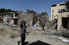 Xác nhận những thương vong đầu tiên trong vụ nổ tại Afghanistan