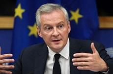 Pháp: Căng thẳng thương mại Mỹ-Trung đe dọa tăng trưởng toàn cầu