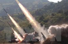 Nhật Bản phản đối vụ phóng tên lửa đạn đạo của Triều Tiên
