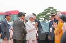 Hình ảnh các đại biểu dự Khai mạc Đại lễ Phật đản Liên hợp quốc