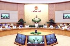 Nghị quyết phiên họp Chính phủ thường kỳ tháng 4 năm 2019