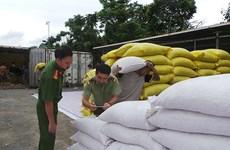 Lào Cai điều tra 440 tấn hạt dẻ không rõ nguồn gốc