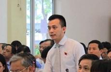 Ban Bí thư quyết định thi hành kỷ luật ông Nguyễn Bá Cảnh