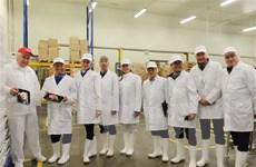 Nga cam kết tạo điều kiện thuận lợi cho doanh nghiệp Việt Nam