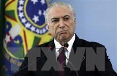 Tòa án Tối cao Brazil trả tự do cho cựu Tổng thống Michel Temer