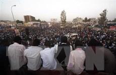 Quân đội Sudan và phe biểu tình nhất trí kế hoạch chuyển tiếp