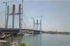 Ai Cập khánh thành cây cầu treo rộng nhất thế giới bắc qua sông Nile