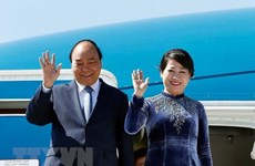 Thủ tướng Nguyễn Xuân Phúc lên đường thăm Nga, Na Uy và Thụy Điển