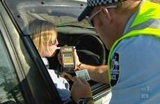 Australia chính thức áp dụng phạt nặng lái xe uống rượu