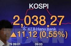 Hầu hết các thị trường chứng khoán châu Á đều lên điểm