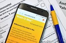 Đức cấm sử dụng ứng dụng tư vấn bỏ phiếu Wahl-O-Matt