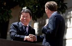 Nhật Bản và Mỹ ấn định thời điểm đàm phán thương mại cấp bộ trưởng