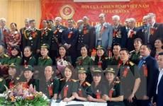 Hội Cựu chiến binh tại Ukraine xây dựng cộng đồng người Việt vững mạnh