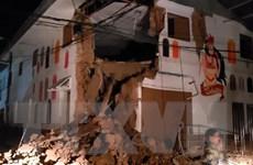 Đã có thương vong trong trận động đất mạnh nhất thế giới trong năm nay