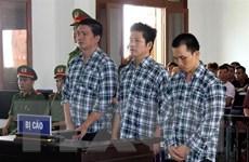 Bản án nghiêm khắc dành cho ba đối tượng cướp tiệm vàng tại Phú Yên