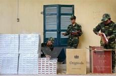An Giang thu giữ 2.500 gói thuốc lá điếu ngoại nhập lậu
