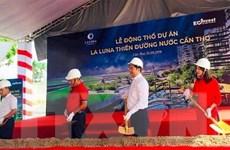 Bất thường dự án bị thu hồi tại Cần Thơ vẫn tổ chức động thổ