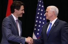 Canada và Mỹ tái khẳng định mối quan hệ đối tác mạnh mẽ